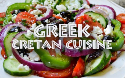 10 Foods You Must Try in Crete, Greece