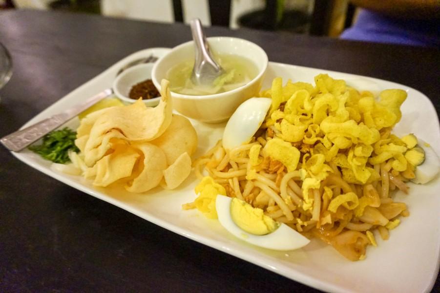 Noodles myanmar