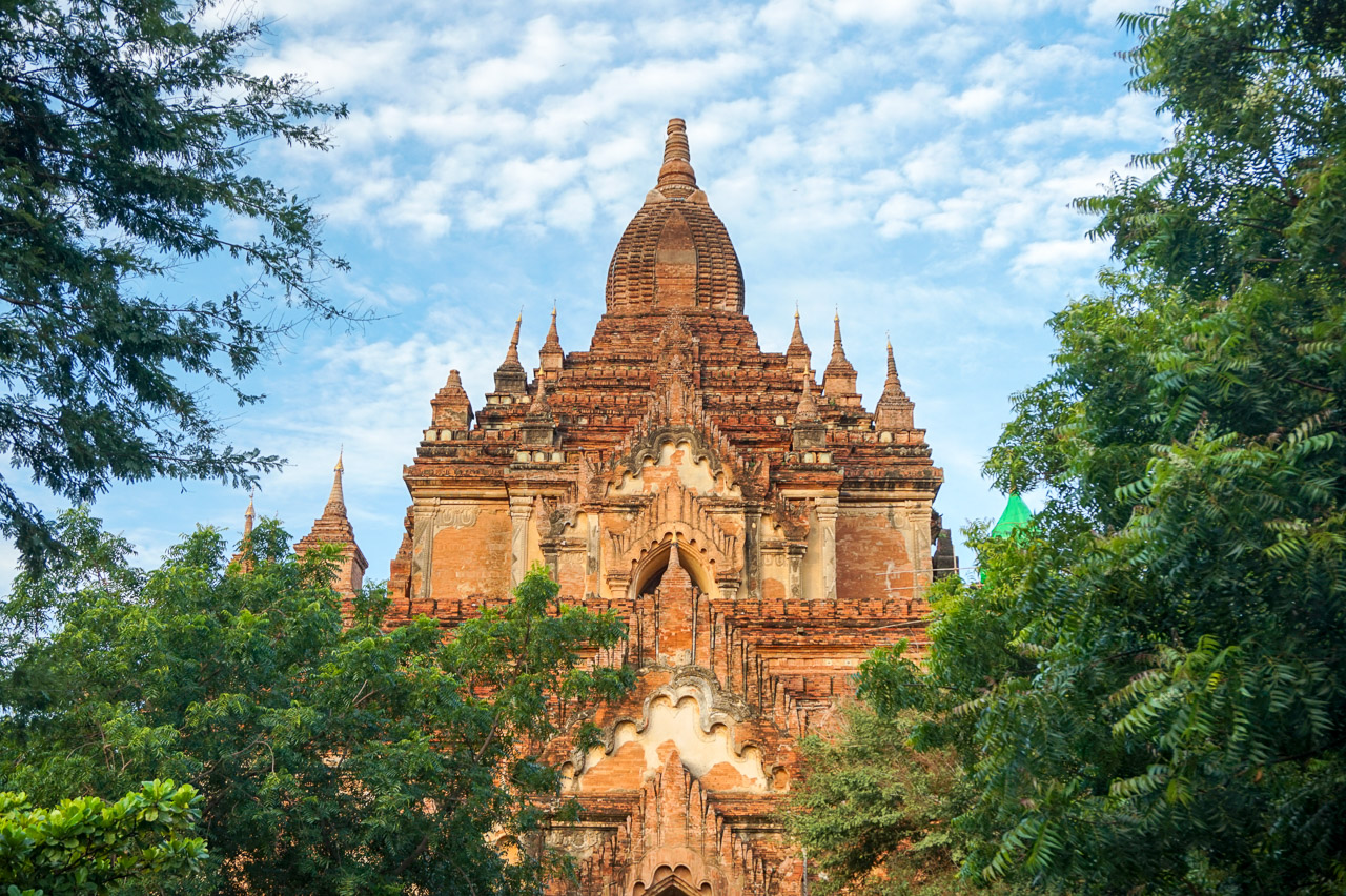 Discover The Mystical Temples of Bagan, Myanmar in