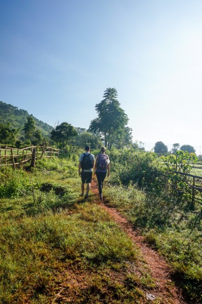 Hike to Inle Lake