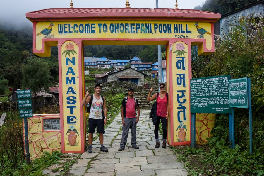 Ghorepani Poon Hill Guide