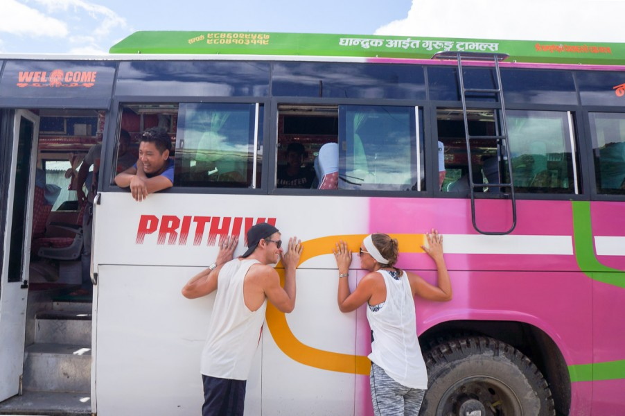 Public Transport...finally!