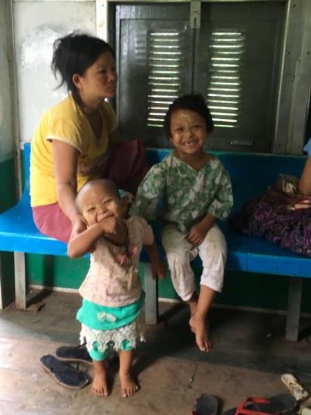 Burmese Locals