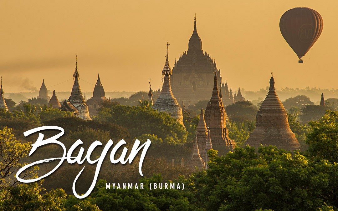 Discover The Mystical Temples of Bagan, Myanmar in Photographs