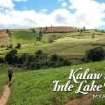 Kalaw to Inle Lake