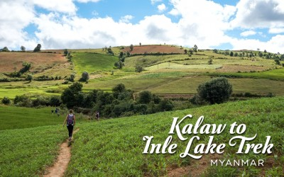 Kalaw to Inle Lake 3 Day Trek Review – Our #1 Experience in Myanmar