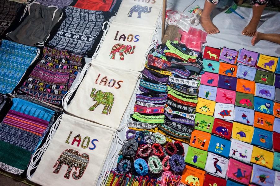 Luang Prabang Markets