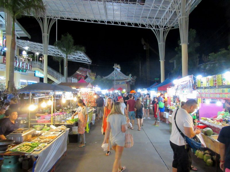 The Night Markets