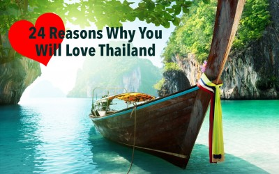 24 Reasons Why You'll Love Thailand