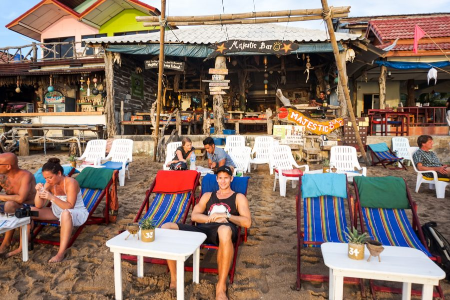Majestic Bar