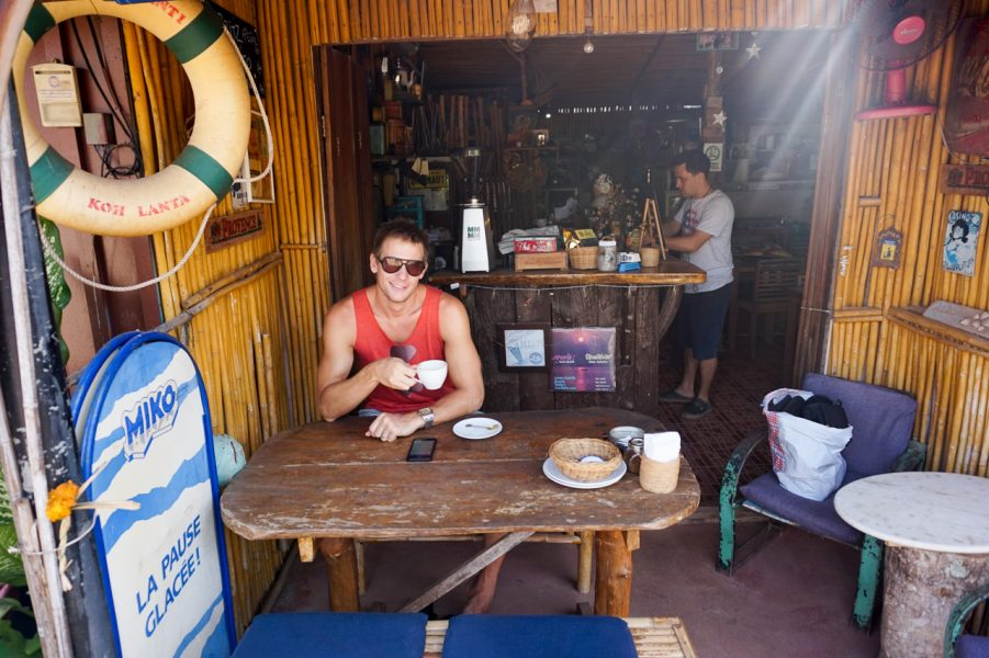 The Best Coffee in Koh Lanta