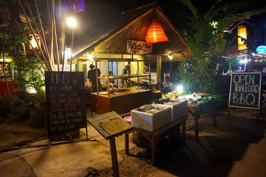 Thai BBQ's