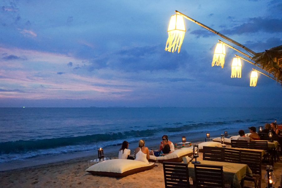 Relaxing in Koh Lanta