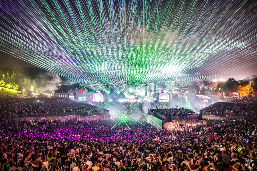 Belgium Tomorrowland 2016