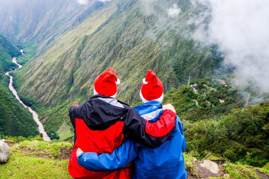 Inca Trail Peru Christmas