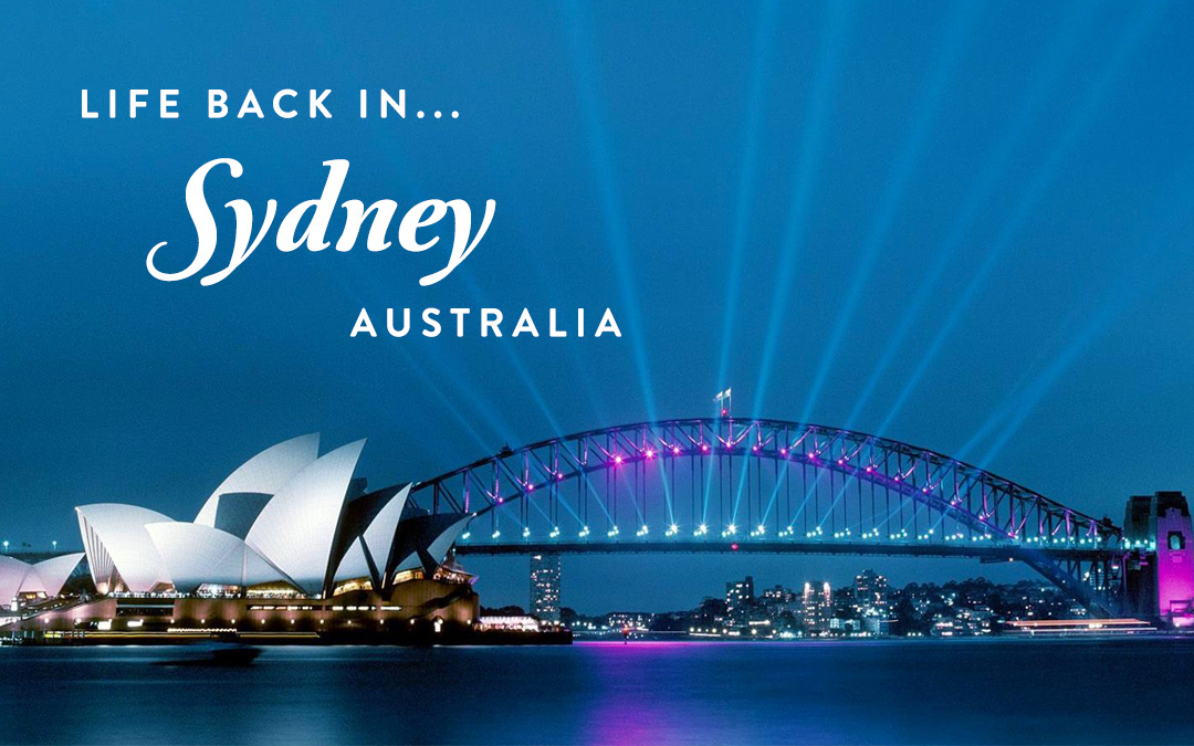 Life back in Sydney – What it's like being home after 7 years abroad