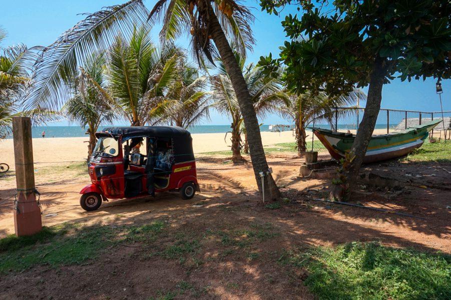 Negombo Beach