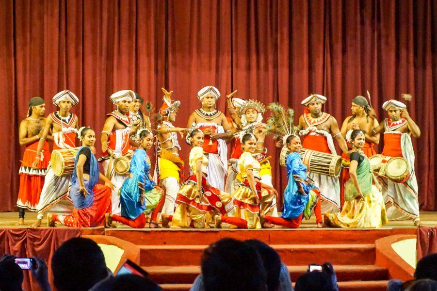 Kandy Dancing