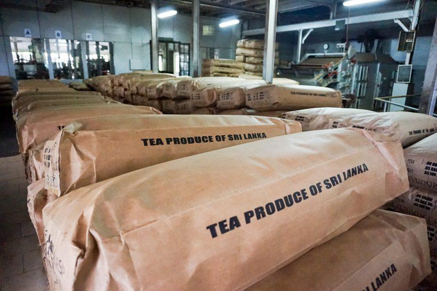 Mackwoods Tea Factory