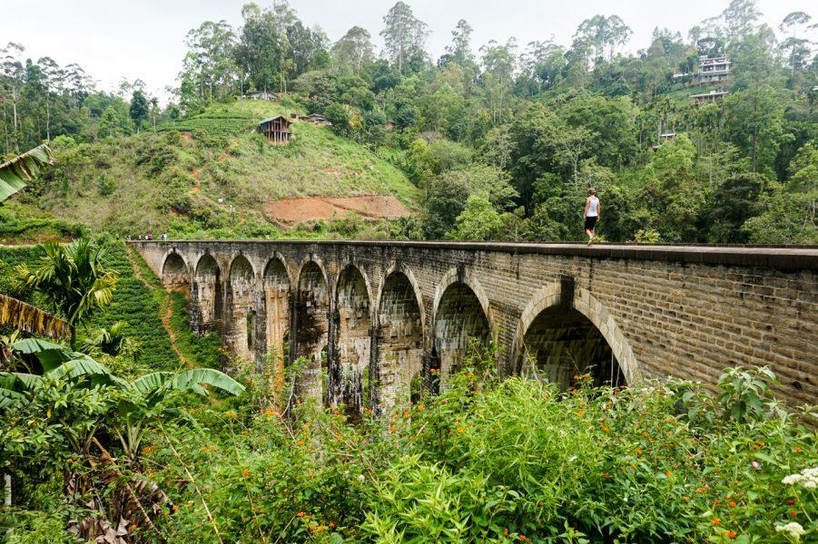 9 Arch Bridge