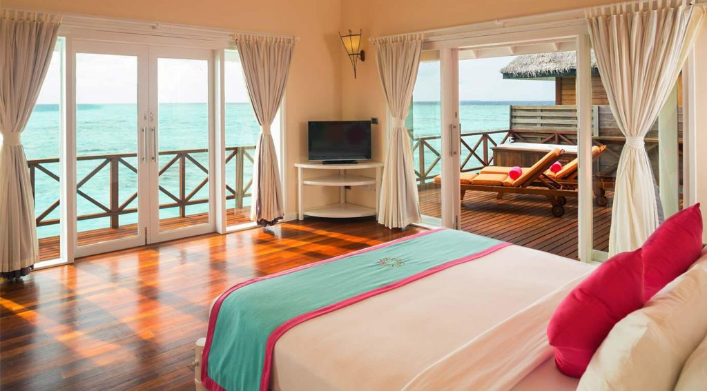 Sun Aqua Sunset Reef Villa