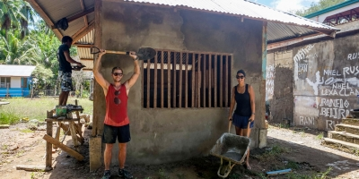 Volunteering, The Philippines
