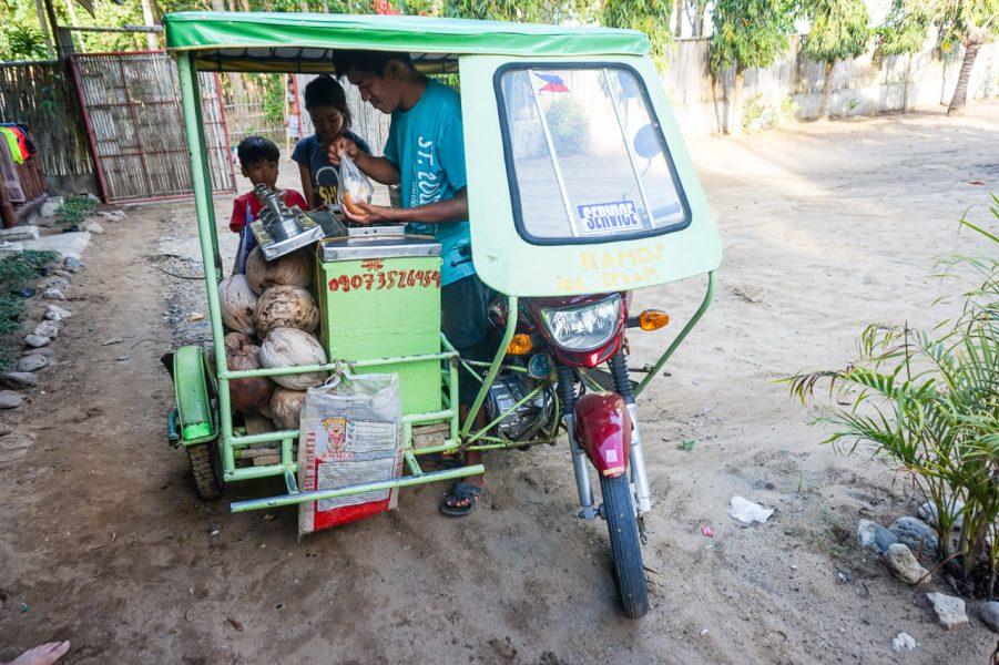 Ice-cream Delivery