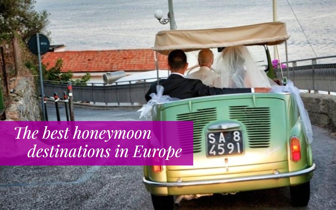 The Best Honeymoon & Romantic Break Destinations in Europe