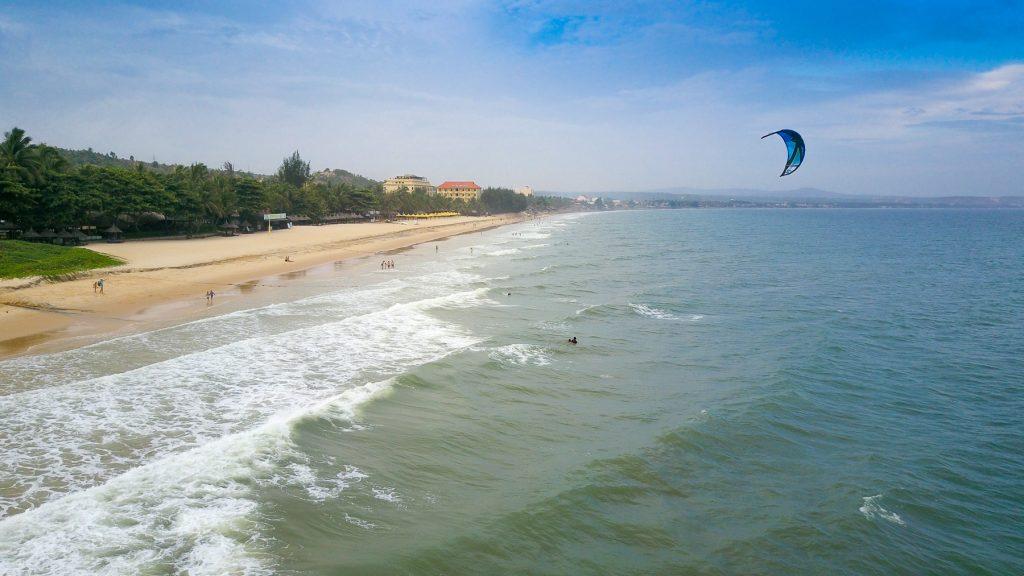 Mui Ne Windsurfing Drone