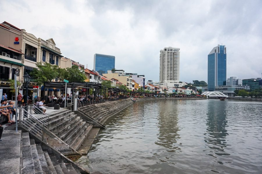 how to go boat quay