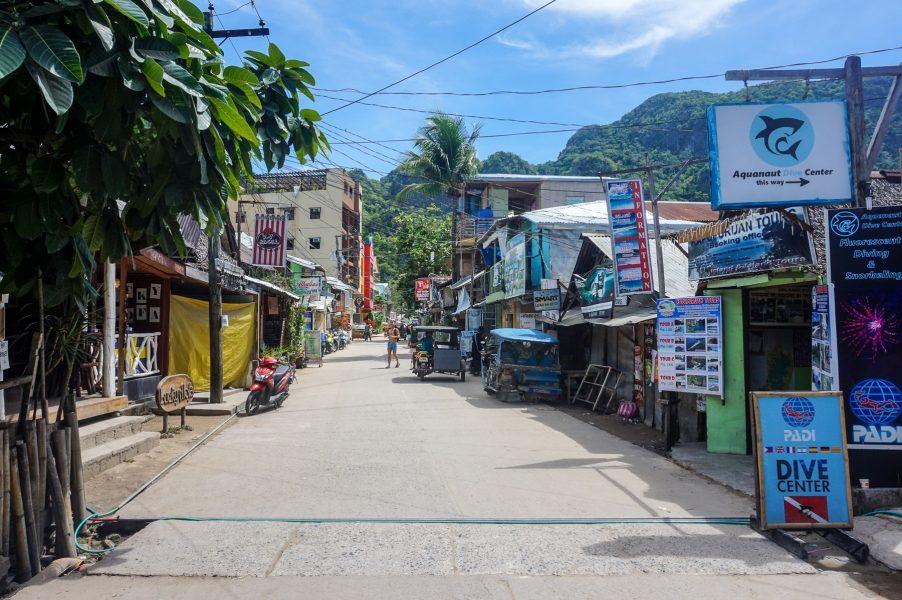 El Nido Town