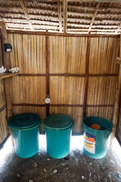 Bucket Shower Buhay Isla