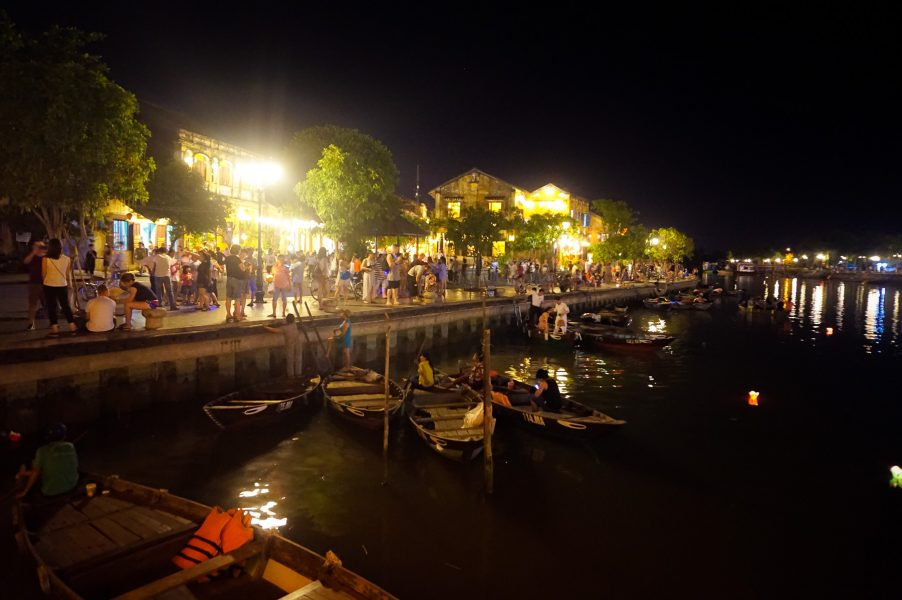 Night Markets Hoi An