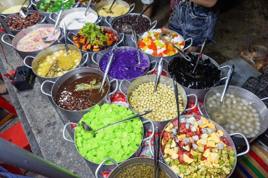 Desserts in Vietnam