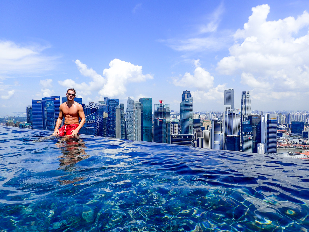 Splurging At Marina Bay Sands The World S Largest