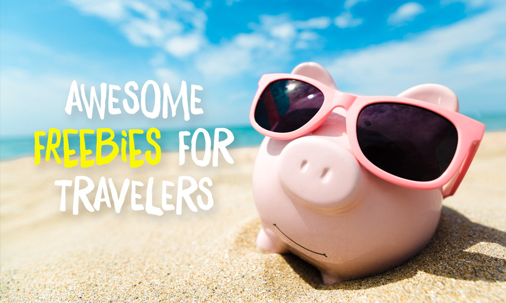 Freebies, Coupons, Discounts & Travel Deals for Travelers