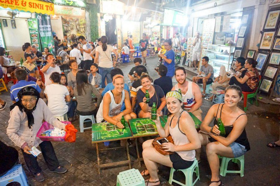 Hanoi Beer Corner