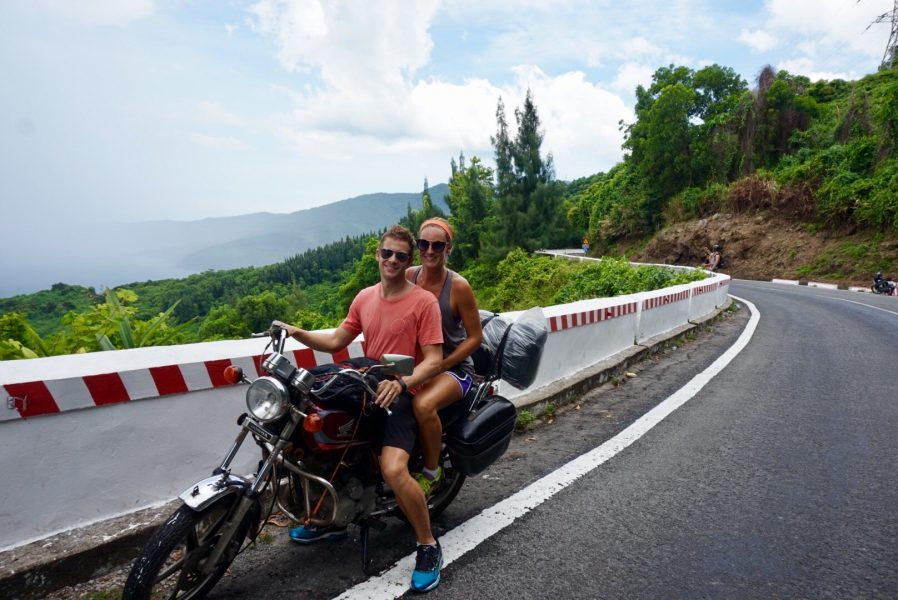 Hivan Pass Vietnam