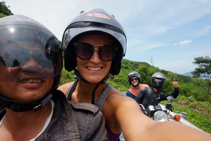 Hi Van Pass Vietnam