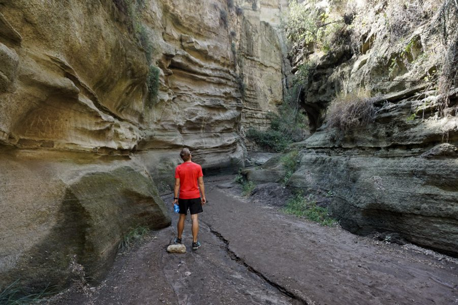 Hells Gate National Park Gorge