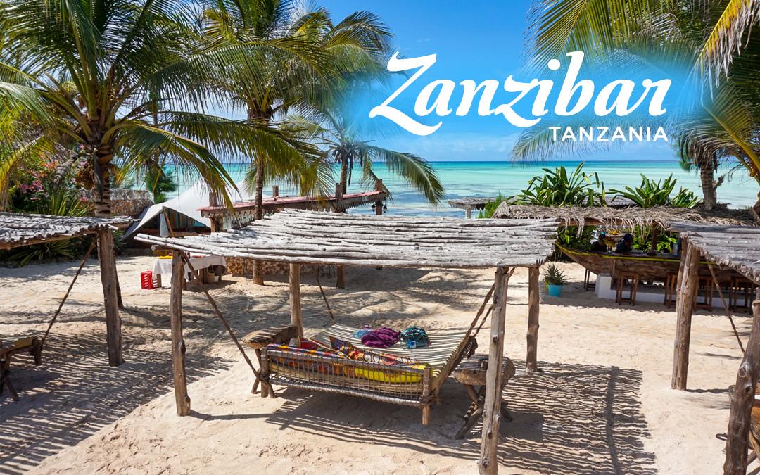 The Beautiful & Exotic Zanzibar, Tanzania