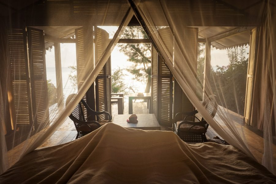 Sunrise at Seasons Lodge Zanzibar