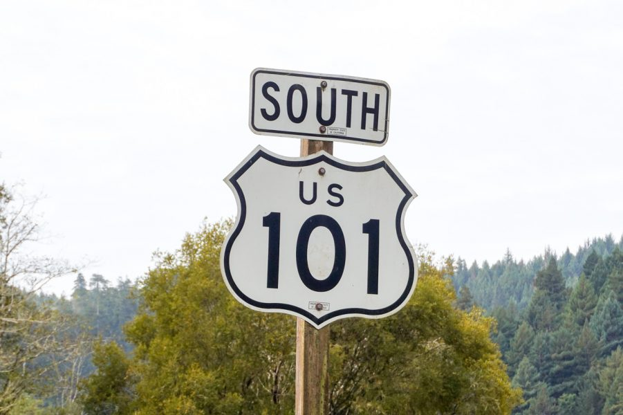 Highway 101 South