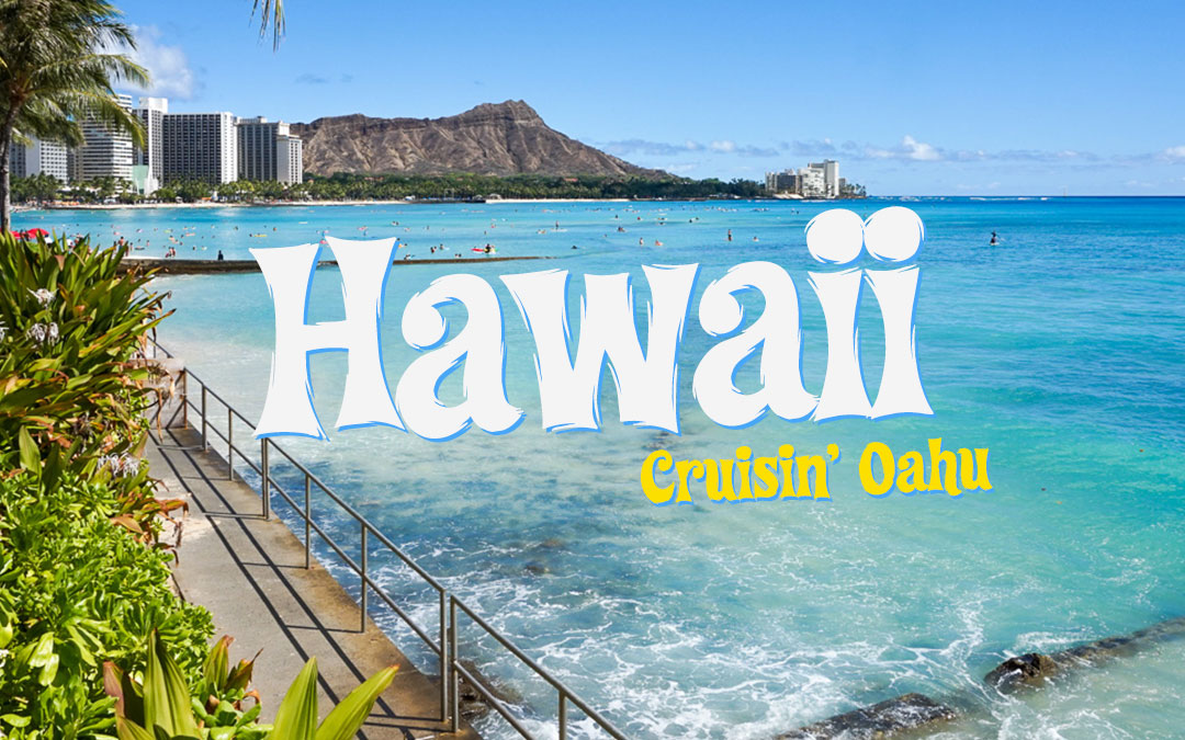 The Ultimate Road Trip around Oahu, Hawaii