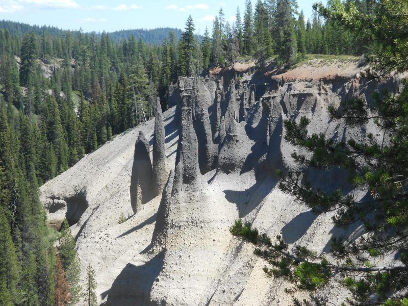 Pinnacles Overlook, Crater Lake