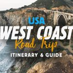 USA West Coast Road Trip Guide