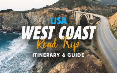 Ultimate USA West Coast Road Trip Itinerary: Seattle to San Francisco