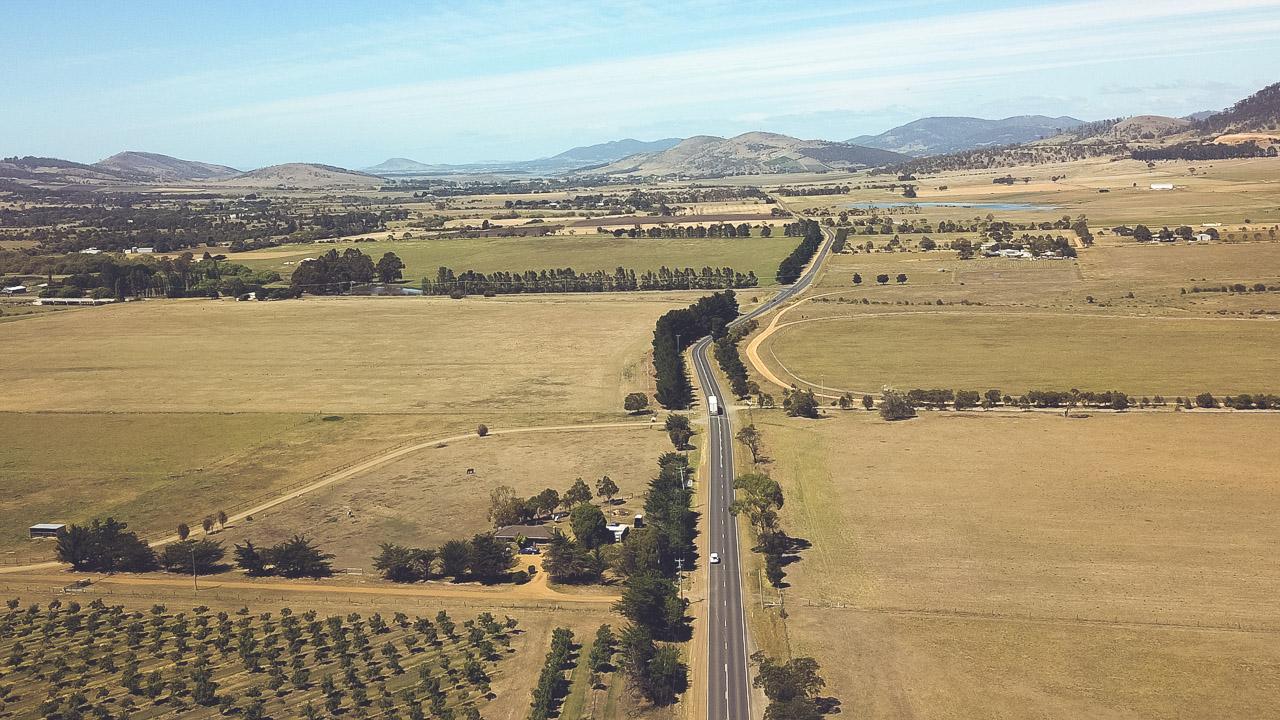 Tasmanian Roads