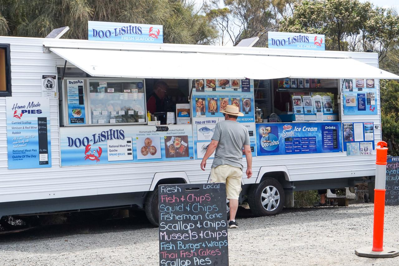 Doo lishus Food Truck