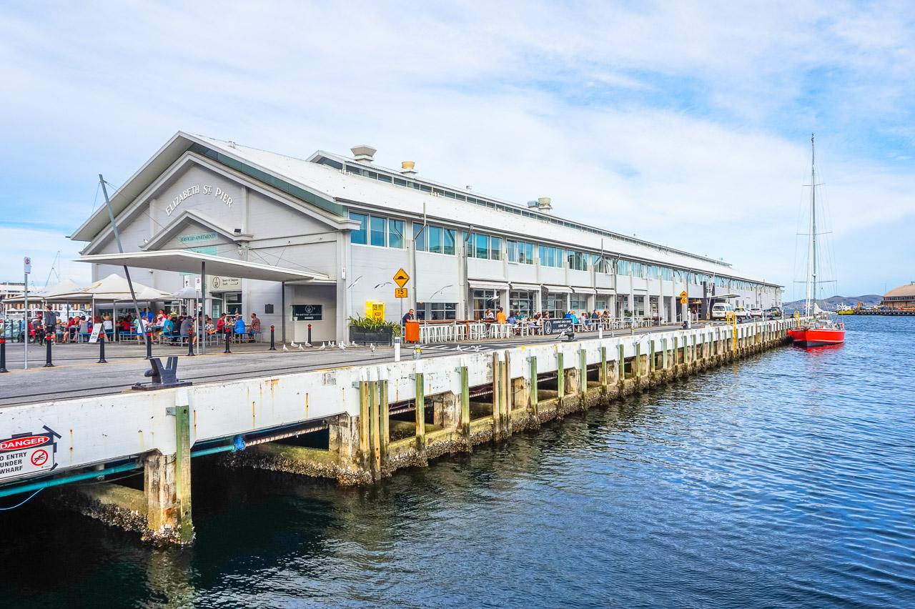 Salamanca Wharf
